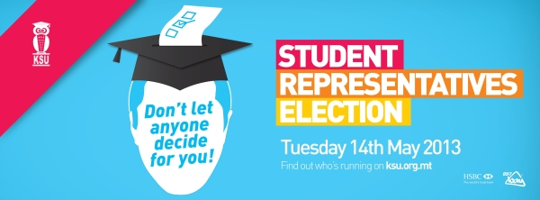 Student Rep Elections May 2013